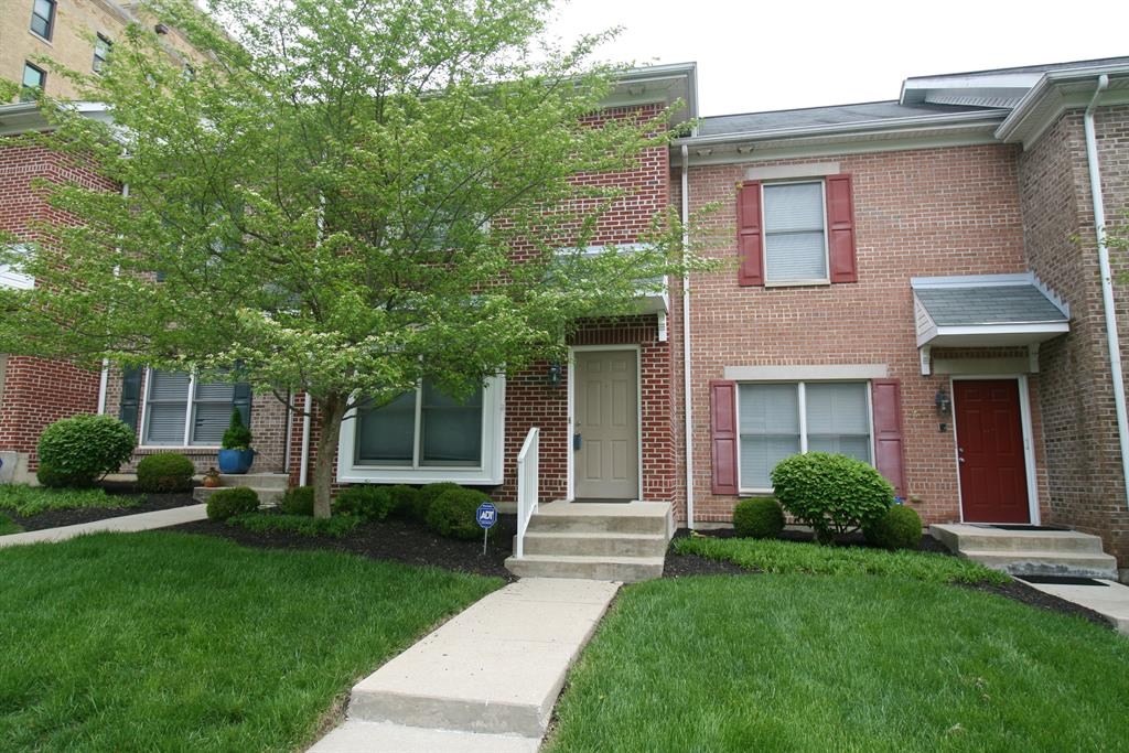 Exterior (Main) for 2526 Hackberry St Walnut Hills, OH 45206