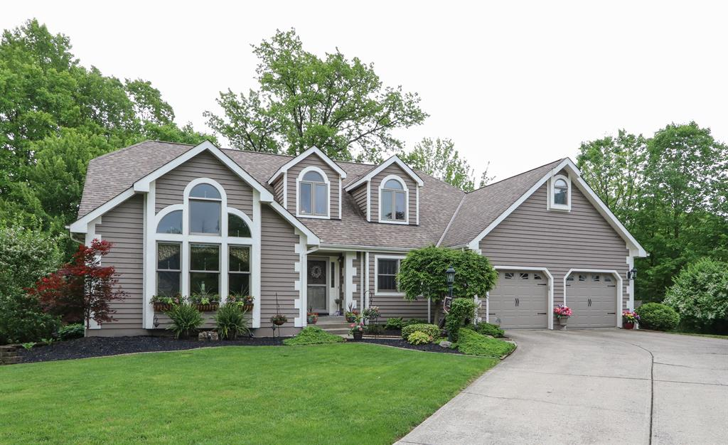 Exterior (Main) 2 for 6534 Stonehenge Blvd Liberty Twp., OH 45044
