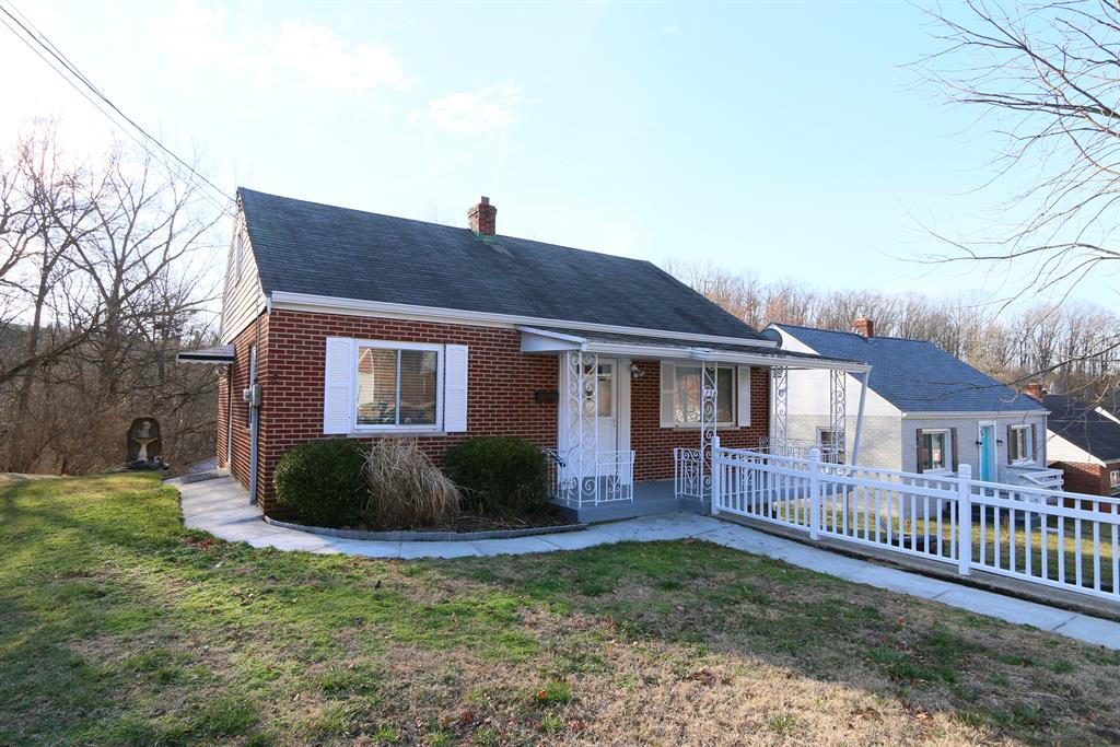 Exterior (Main) for 356 Riddle Pl Newport, KY 41071
