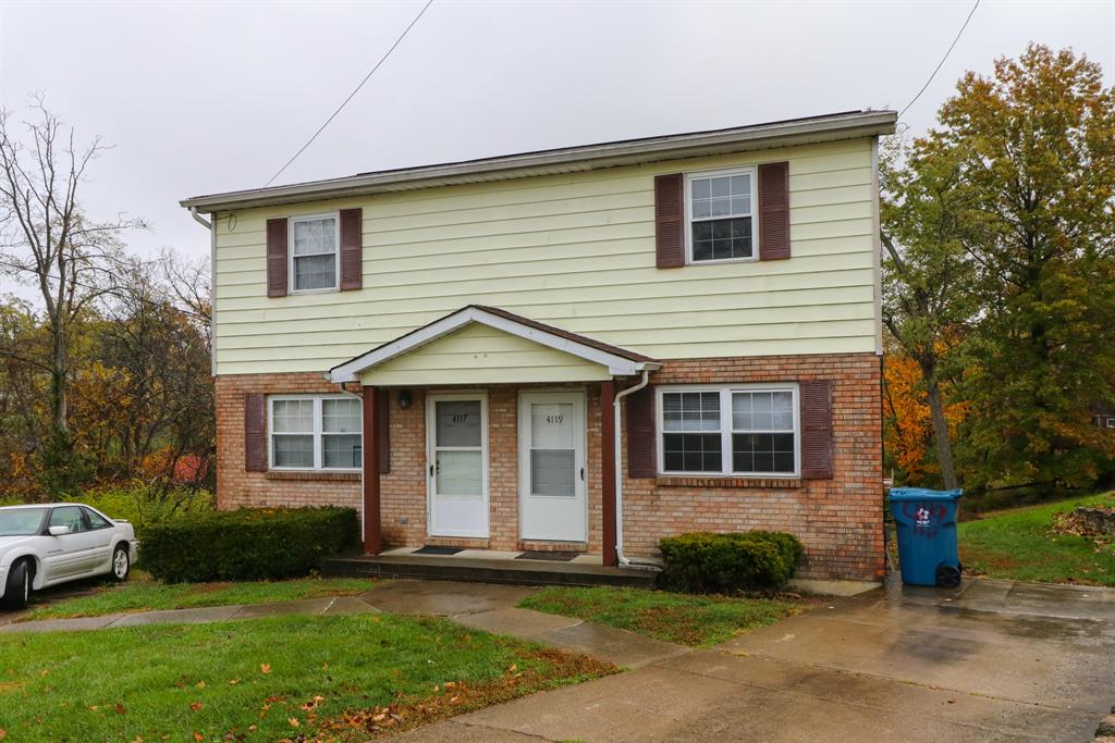 Exterior (Main) for 4117 Taylor Ct Erlanger, KY 41018
