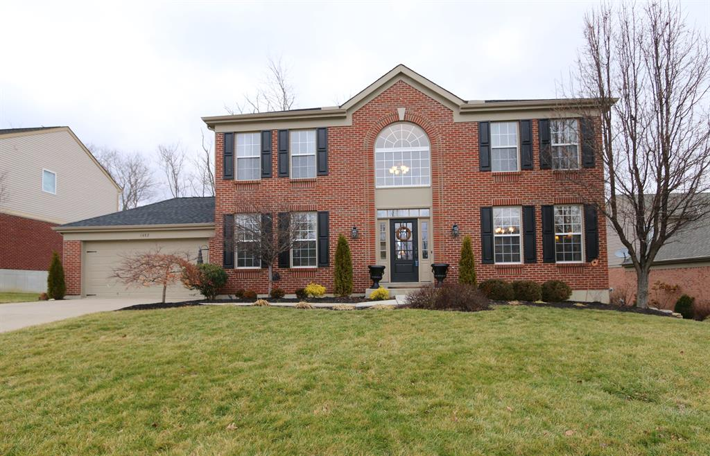 Exterior (Main) for 1482 Bottomwood Dr Hebron, KY 41048