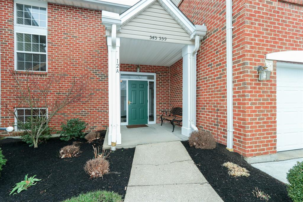 Entrance for 555 Fawn Run Dr Highland Heights, KY 41076