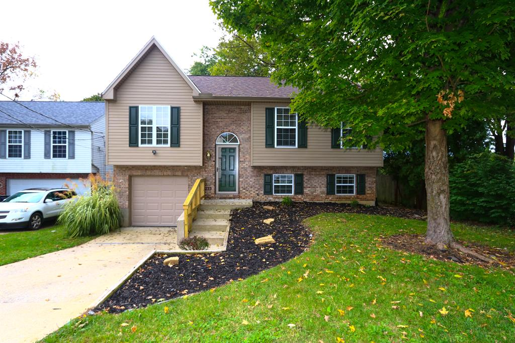 Exterior (Main) for 723 Ferncliff Crescent Springs, KY 41017