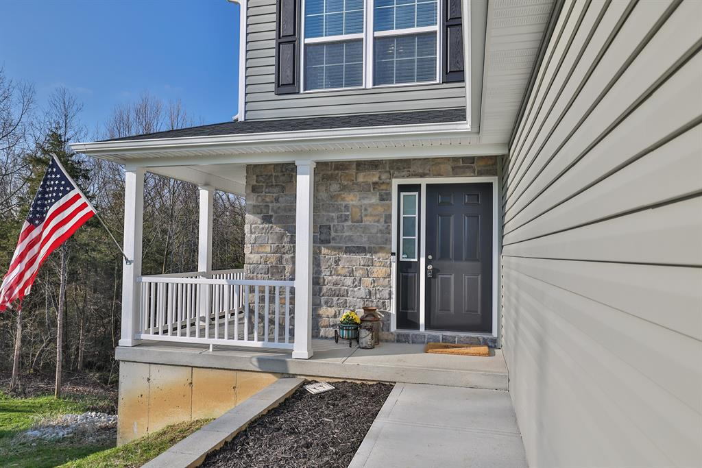 Entrance for 25155 Cider Circle Drive West Harrison, IN 47060