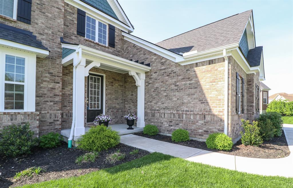 Entrance for 11148 War Admiral Dr Union, KY 41091