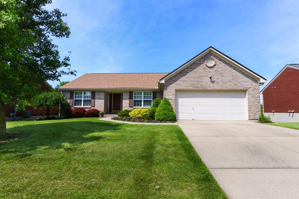 Exterior (Main) 2 for 7273 Wind Brook Dr Florence, KY 41042