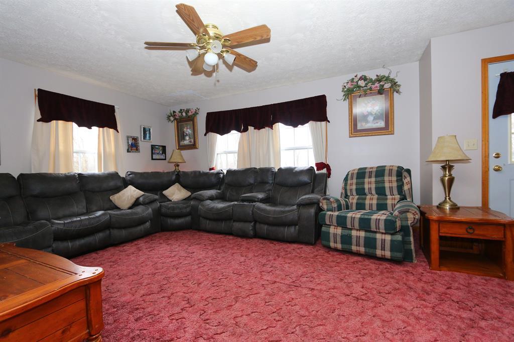 Living Room for 13266 Shitepoke Rd Eagle Twp., OH 45171