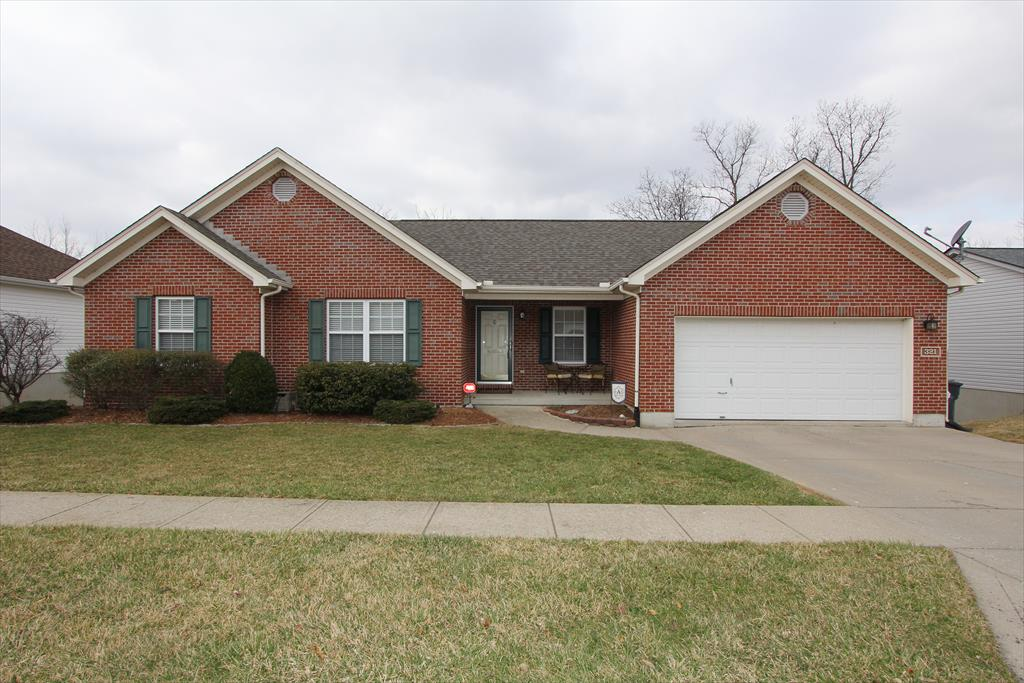 Exterior (Main) for 321 Harvest Way Crittenden, KY 41030