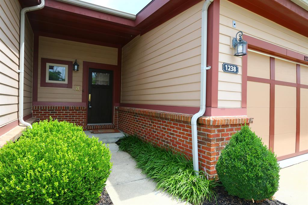 Entrance for 1238 Grays Peak Covington, KY 41011