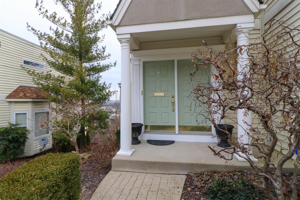 Entrance for 520 Western Ave Covington, KY 41011