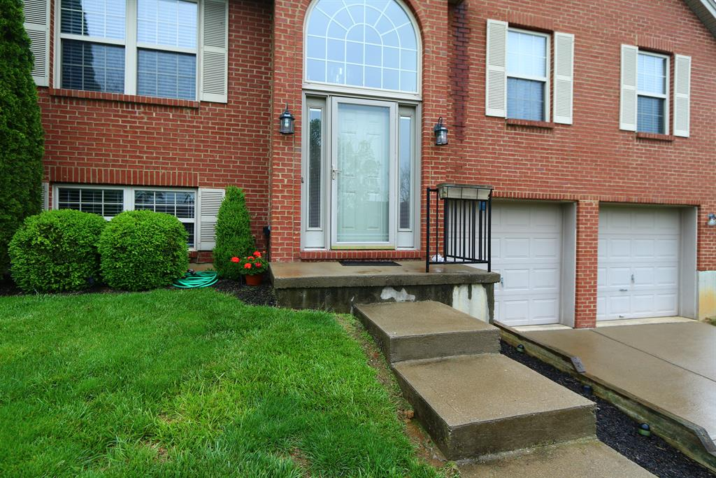 Entrance for 10415 Musket Cir Independence, KY 41051