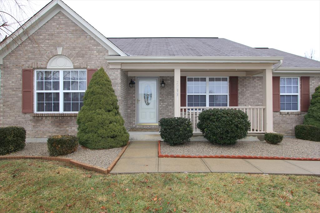 Entrance for 7593 Cloudstone Dr Florence, KY 41042