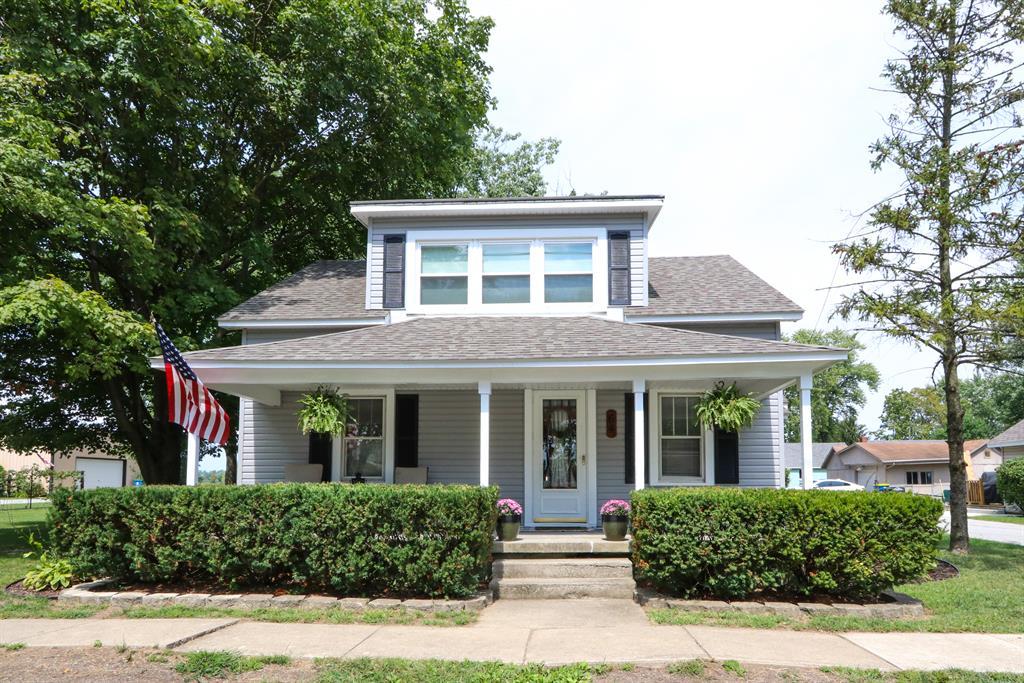 Exterior (Main) for 64 W Main St Phillipsburg, OH 45354
