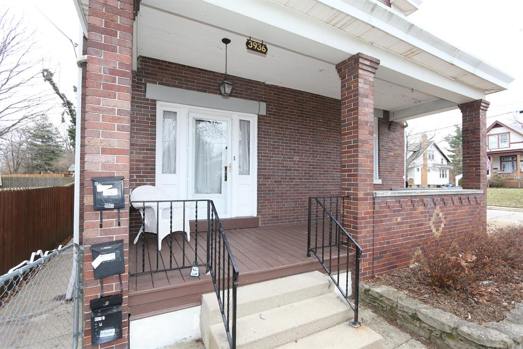Entrance for 3936 Davis Ave Cheviot, OH 45211