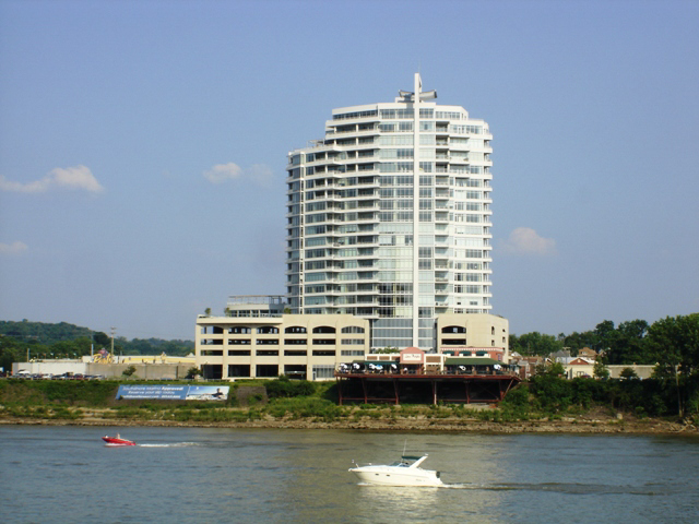 Exterior (Main) for 400 Riverboat Row, 2100 Newport, KY 41071