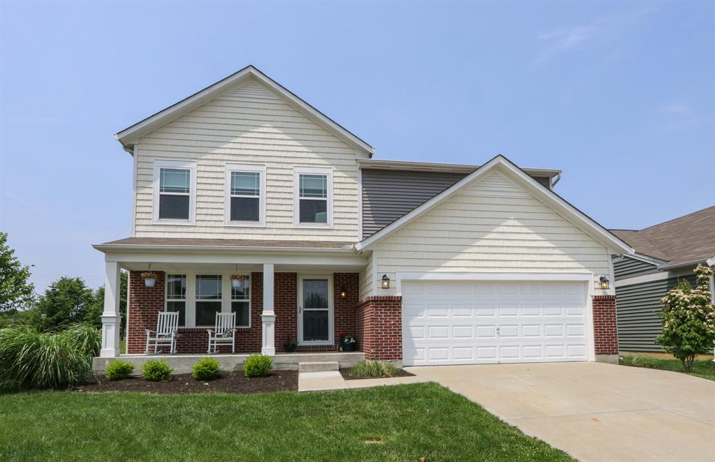 Exterior (Main) for 1589 Black Wolf Dr Turtle Creek Twp., OH 45036