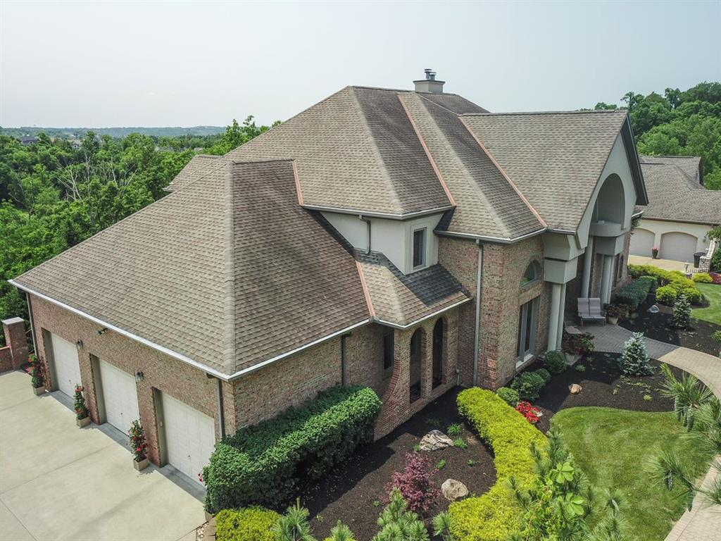 Aerial view for 30 Stardust Ln Fort Thomas, KY 41075