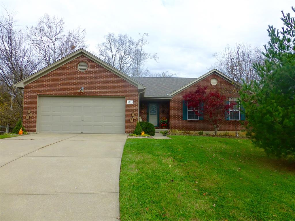 Exterior (Main) for 5395 Valleycreek Dr Independence, KY 41051