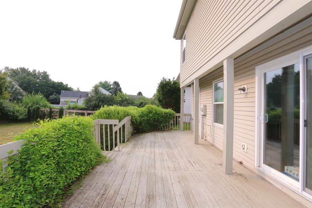 Deck for 2937 Timber Ridge Way Burlington, KY 41005