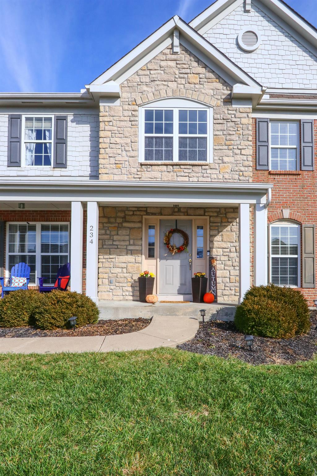 Entrance for 234 Ridgepointe Dr Cold Spring, KY 41076