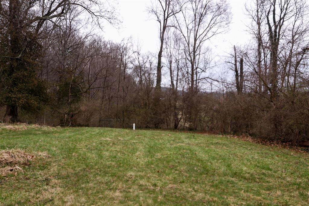 Yard for 5482 Hill and Dale Dr Columbia Twp., OH 45213