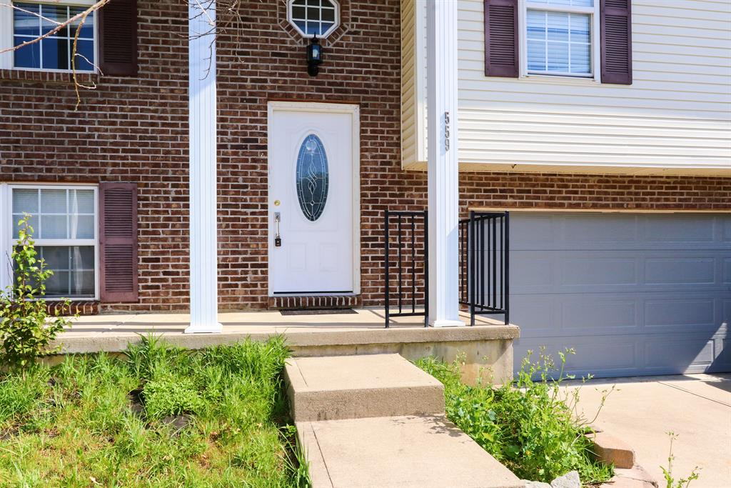 Entrance for 559 Astoria Ct Independence, KY 41051