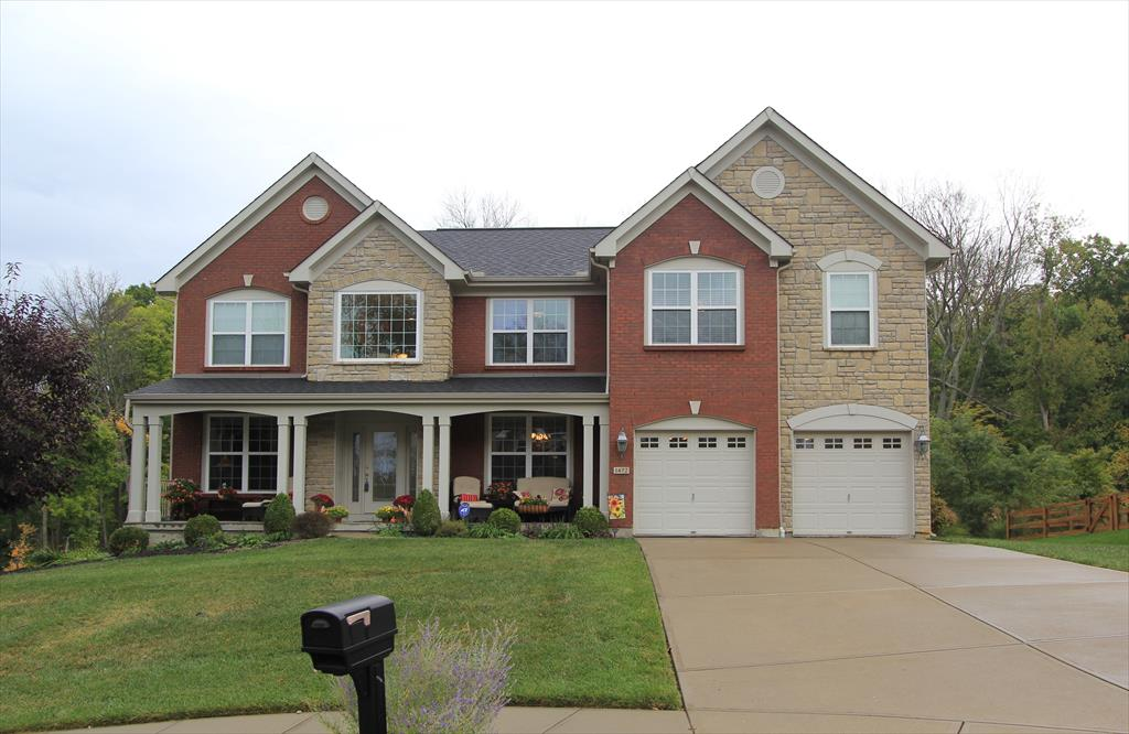 Exterior (Main) for 1472 Twinridge Way Erlanger, KY 41051