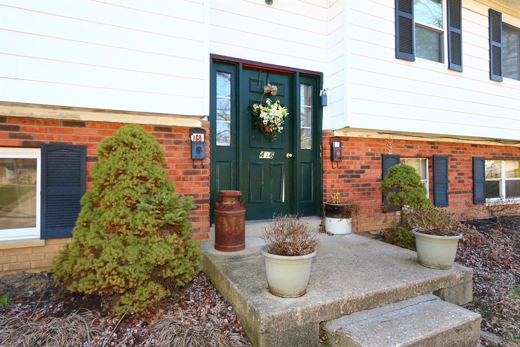 Entrance for 416 Silverlake St Erlanger, KY 41018