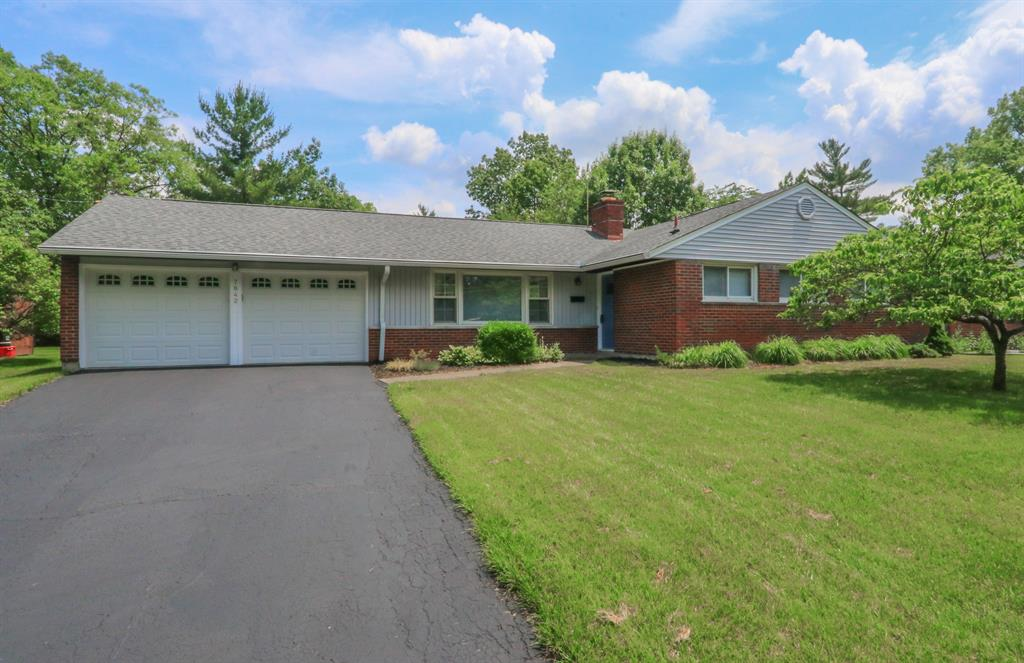 Exterior (Main) for 7842 Bobolink Dr College Hill, OH 45224