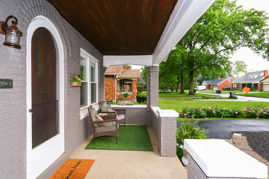 Entrance for 75 Arcadia Ave Lakeside Park, KY 41017
