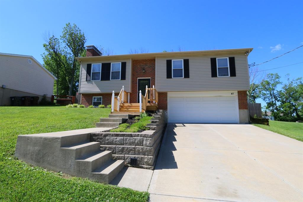 Exterior (Main) for 41 Sherwood Dr Independence, KY 41051