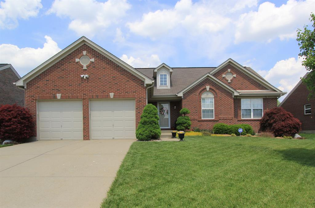 Exterior (Main) for 2758 Coachlight Ln Burlington, KY 41005