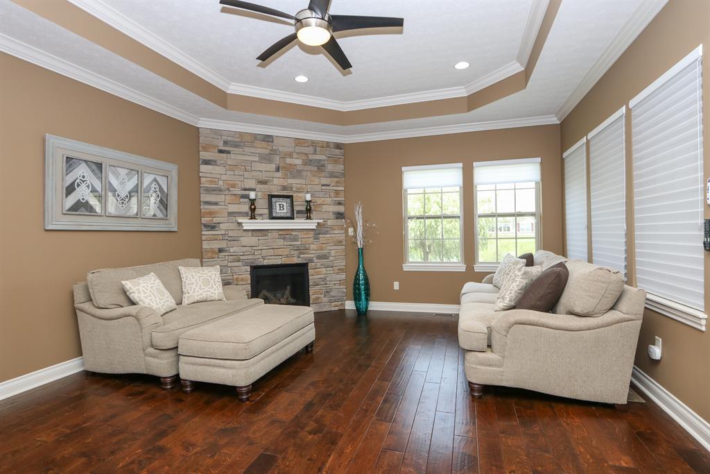 Living Room for 6658 Liberty Cir Liberty Twp., OH 45069