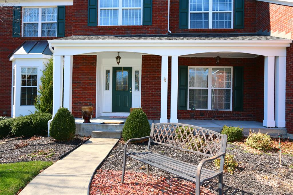 Entrance for 1301 Deer Hollow Ct Hebron, KY 41048