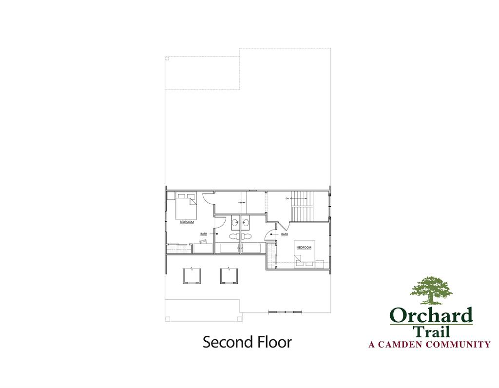 Floor Plan 2 for 2 Orchard Trail Dr Montgomery, OH 45242