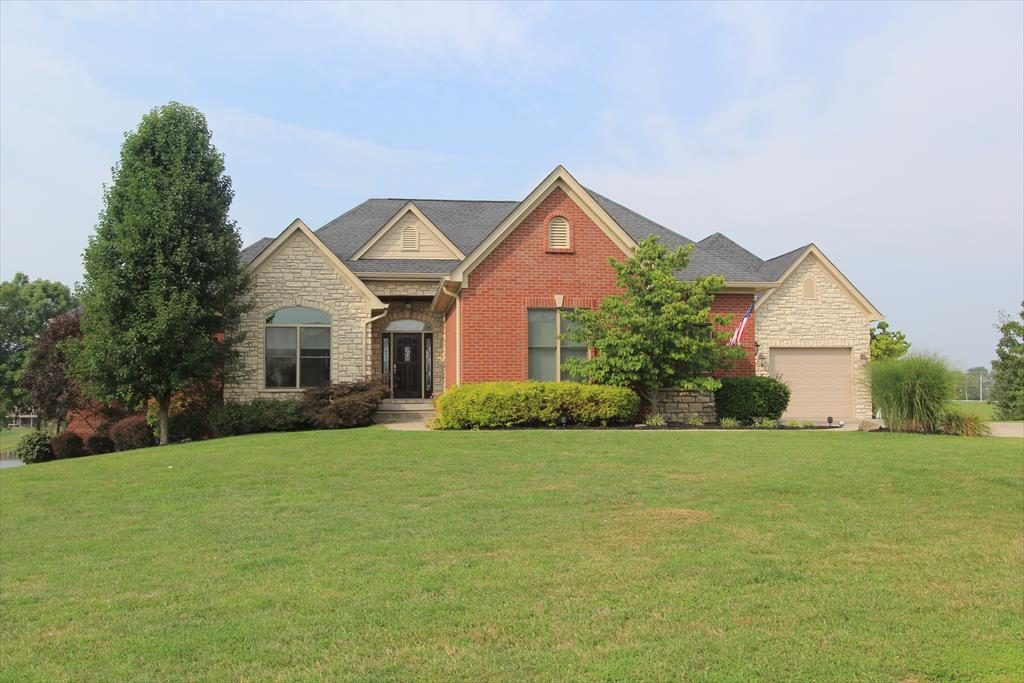 Exterior (Main) for 175 Thoroughbred Ln Walton, KY 41094
