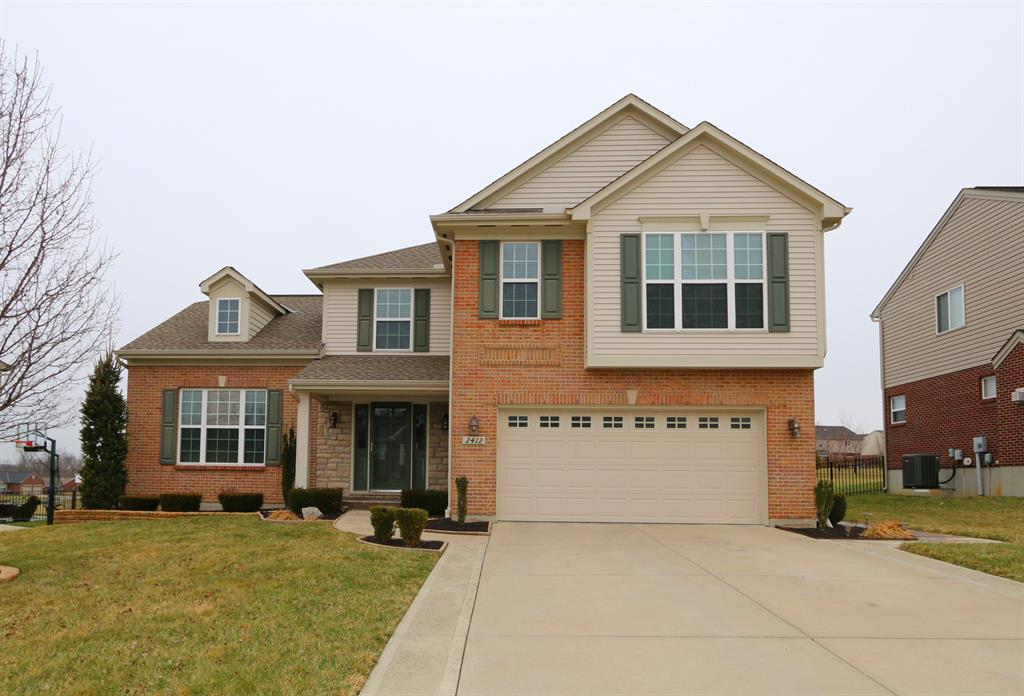 Exterior (Main) for 2412 Oakview Ct Hebron, KY 41048