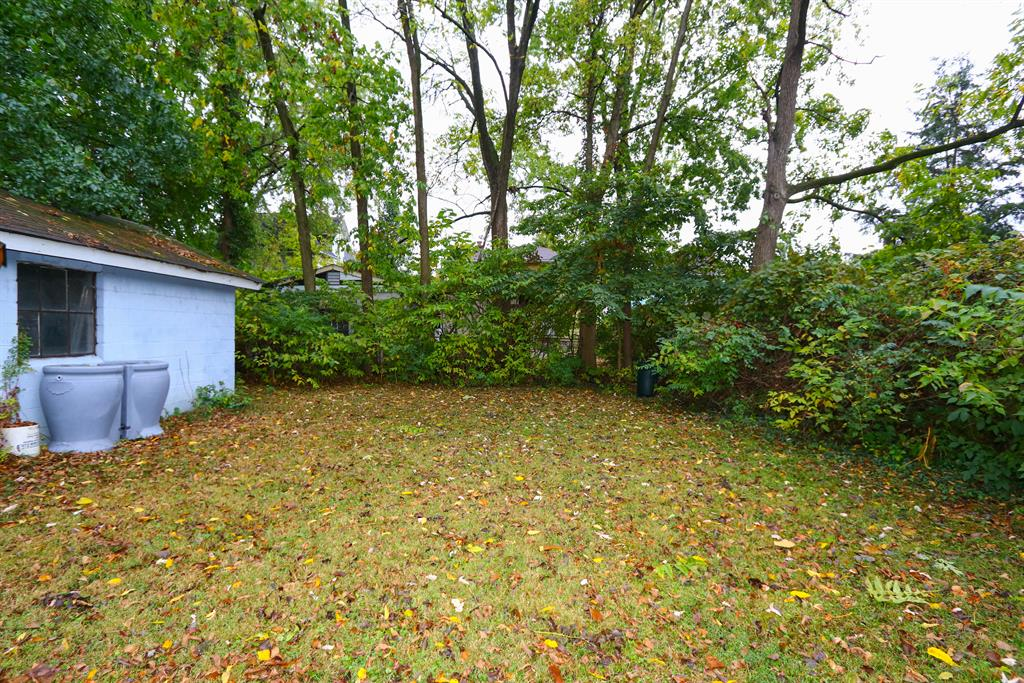Yard for 61 Sheehan Ave Hartwell, OH 45216