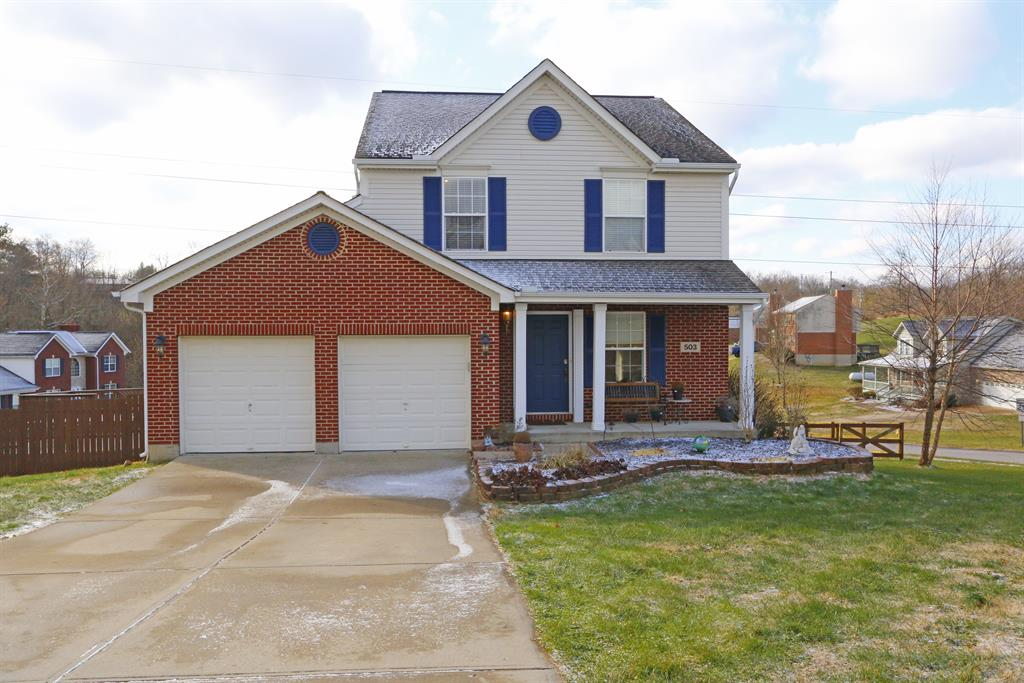 Exterior (Main) for 503 Rosebud Cir Walton, KY 41094