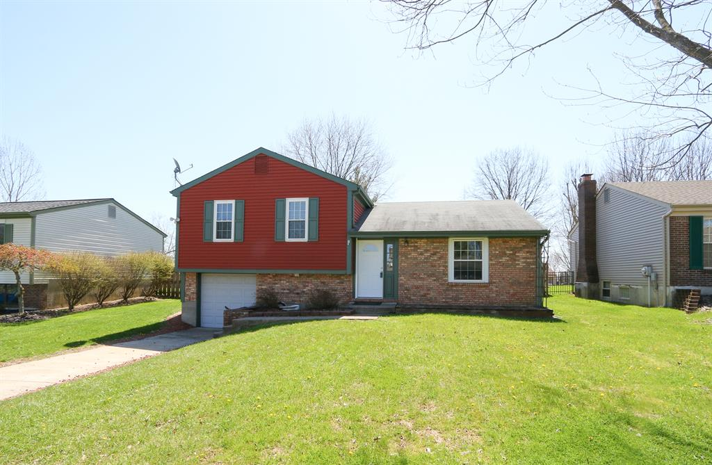 Exterior (Main) for 1537 Woodside Dr Florence, KY 41042