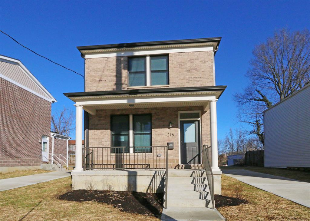 Exterior (Main) for 216 E Robbins St Covington, KY 41011