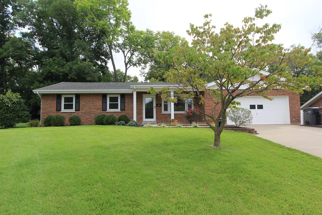 Exterior (Main) for 226 Claxon Dr Florence, KY 41042