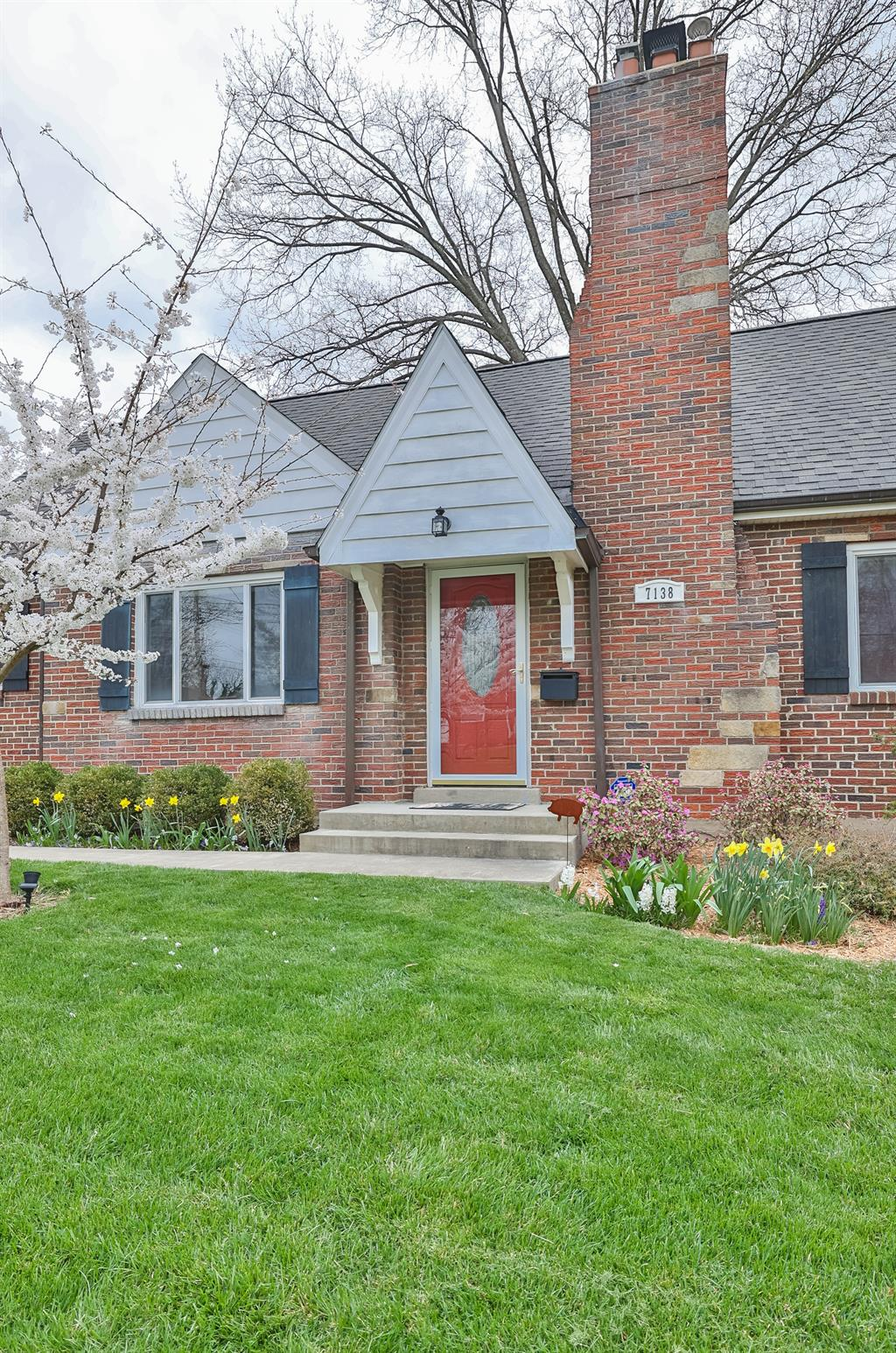 Entrance for 7138 Glenellyn Drive Kenwood, OH 45236