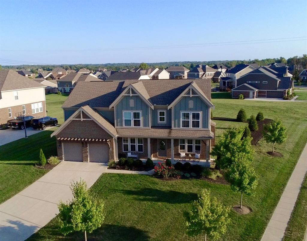 Aerial Photo for 1237 Monarchos Ridge Union, KY 41091