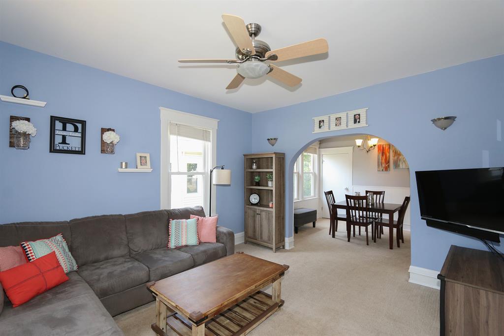 Living Room for 4220 Hegner Ave Deer Park, OH 45236