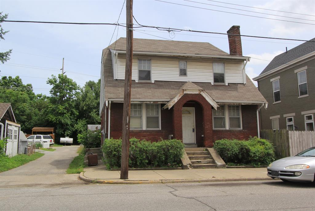 Exterior (Main) for 706 Poplar St Bellevue, KY 41073