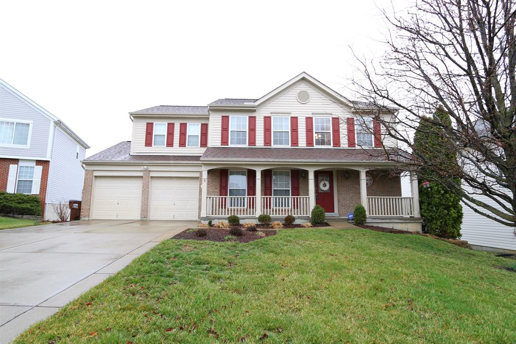 Exterior (Main) for 1684 Trace Dr Florence, KY 41042