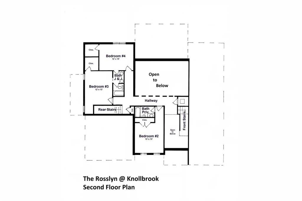 Floor Plan 2 for 9831 Knollbrook Ter Montgomery, OH 45242