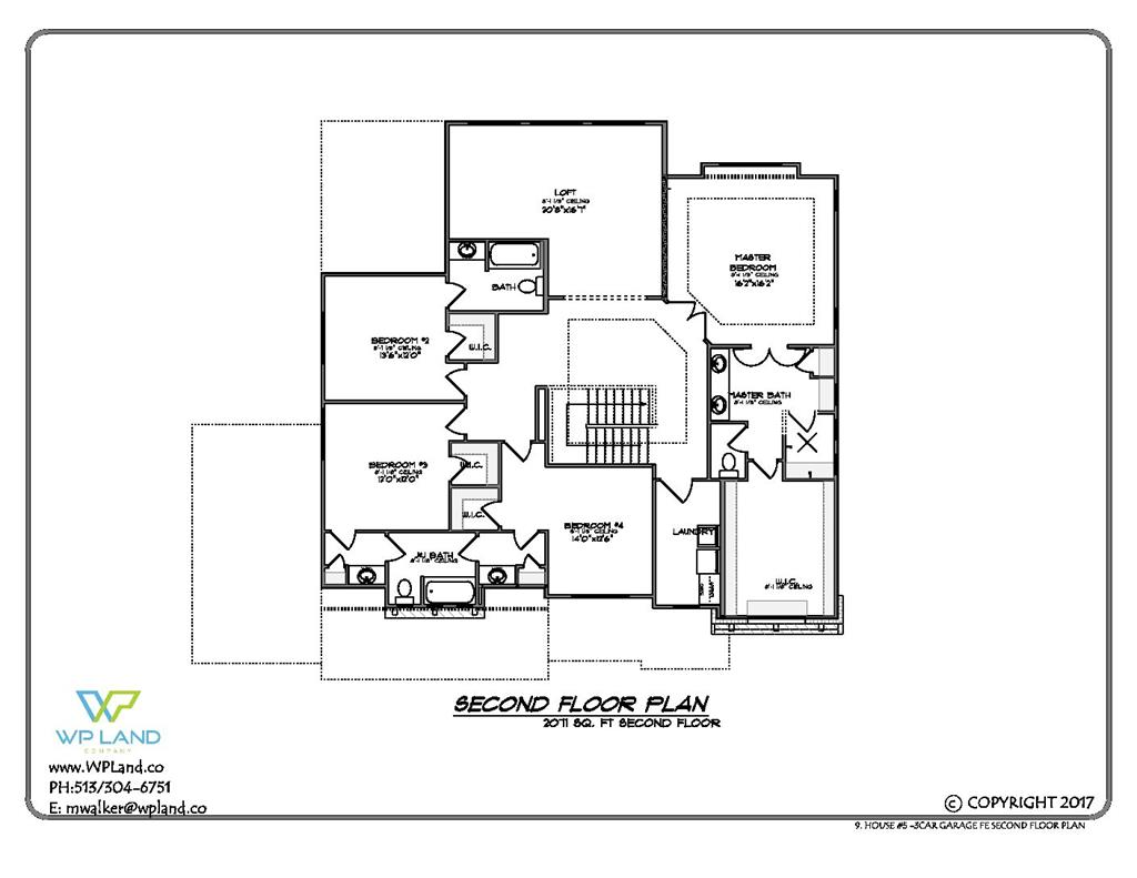Floor Plan 2 for 4970 Heitmeyer Ln Sycamore Twp., OH 45242