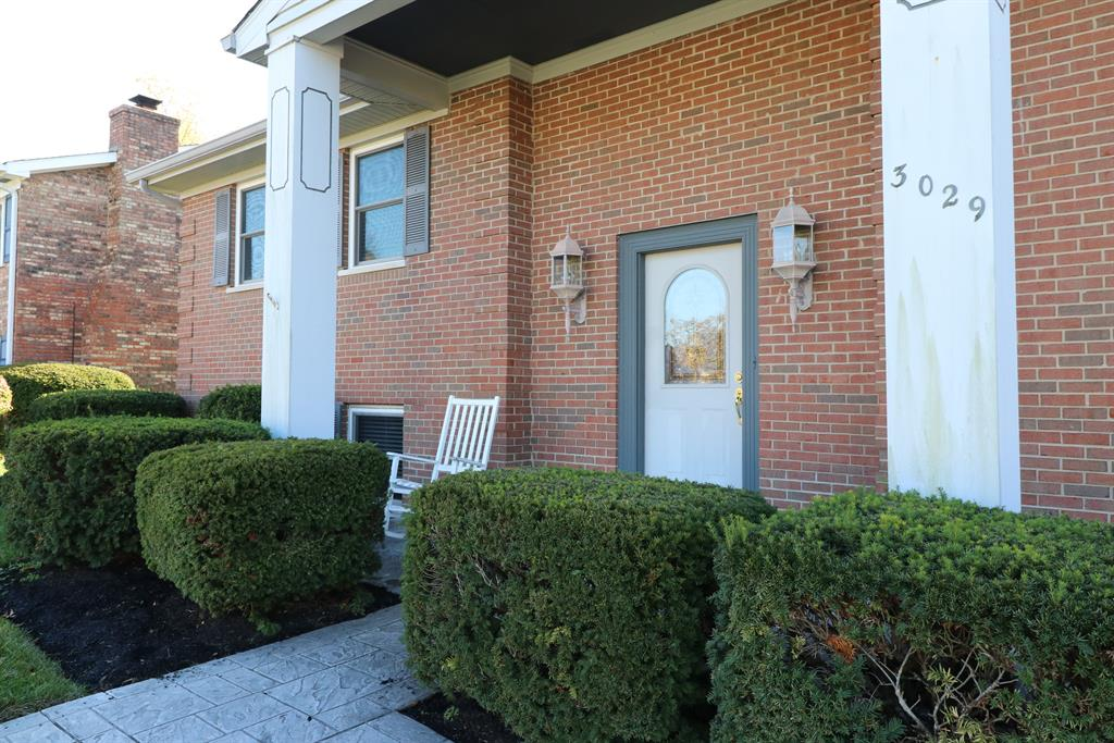 Entrance for 3029 Roundhill Ct Edgewood, KY 41017